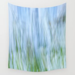 Panning Daisies Wall Tapestry