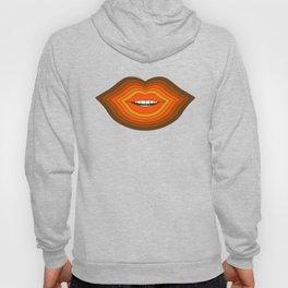 Pop Lips - Golden Hoody