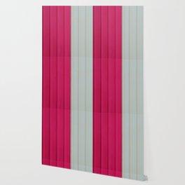 Pattern Pink & Gray Wallpaper