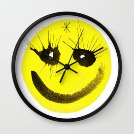 Smiley? Wall Clock