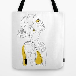 Color Beauty Tote Bag