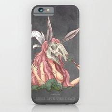 Long live the dead - Rabbit iPhone 6s Slim Case