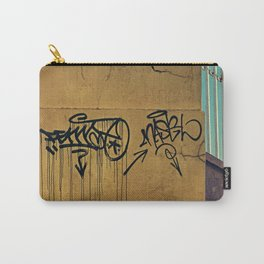 Drippy Tag Carry-All Pouch