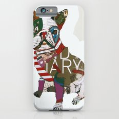boston bull iPhone 6 Slim Case