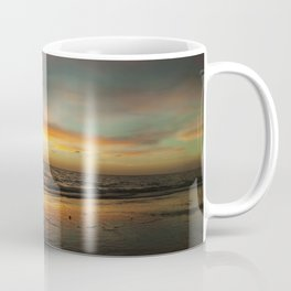 Florida Beach Sunset Coffee Mug
