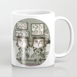 Erma and Dulcibelle Moffatt Coffee Mug