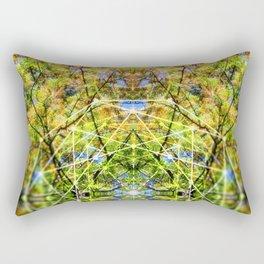 GeoBotanica V2 Rectangular Pillow