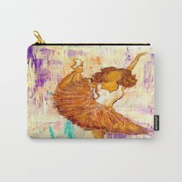 Ballerina No.1 (Tribute to Misty Copeland) Carry-All Pouch