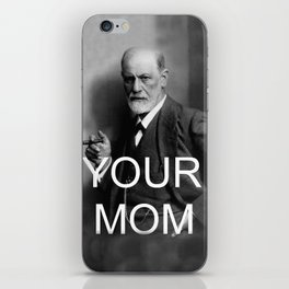 Your Mom iPhone Skin