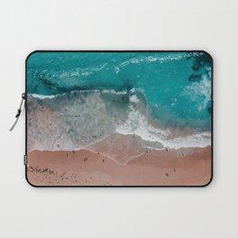 Bondi Beach, Sydney Travel Artwork Laptop Sleeve