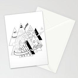 هفت شهر عشق Stationery Cards