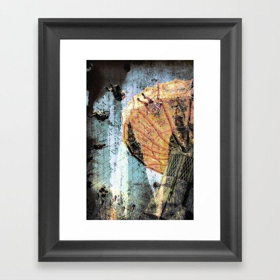 """""""Carnivale"""" Framed Art Print"""