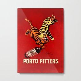 Leonetto Cappiello Port Liqueur Advertising Poster Metal Print