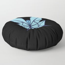Origami Butterfly Floor Pillow