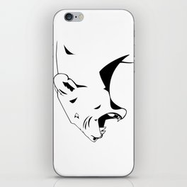 Power of the Pride iPhone Skin