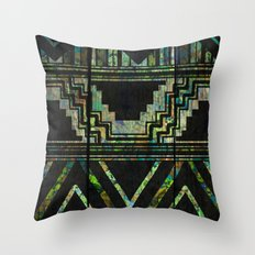 Pride Of The Natives Throw Pillow