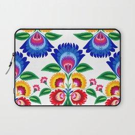 folk flower Laptop Sleeve