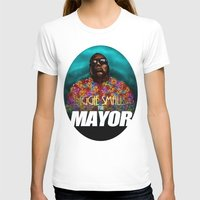biggie smalls T-shirts featuring Biggie Smalls for Mayor by Tom Brodie-Browne