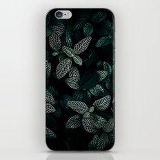 Dark Leaves 3 iPhone & iPod Skin