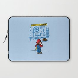 Weapon of Choice Laptop Sleeve