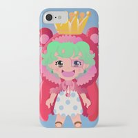 one piece iPhone & iPod Cases featuring Sugar from one piece by Dama Chan