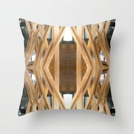 Architecture I Throw Pillow