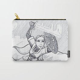 The Knight of Light Carry-All Pouch