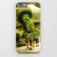 Journey to Lady Liberty Slim Case iPhone 6s
