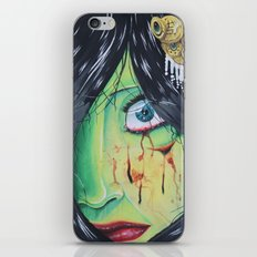 The accident  iPhone & iPod Skin