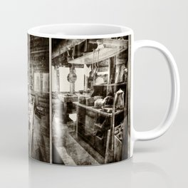 Vintage Kitchen Sepia Coffee Mug