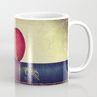 books Mugs featuring Books by Lawson Images