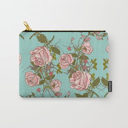 beautiful roses Carry-All Pouch