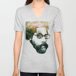Dr. Cornel Ronald West (born June 2, 1953) Unisex V-Neck