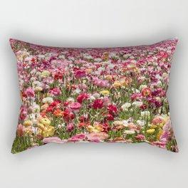 Carlsbad Flower Fields Rectangular Pillow