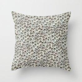 my own paranoia Throw Pillow