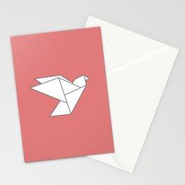LOVE - Origami Bird Stationery Cards