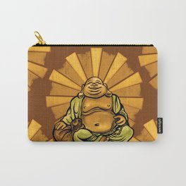 What Would Buddha Do? Carry-All Pouch