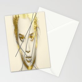 YeLLow hAlluCinaTioNs Stationery Cards