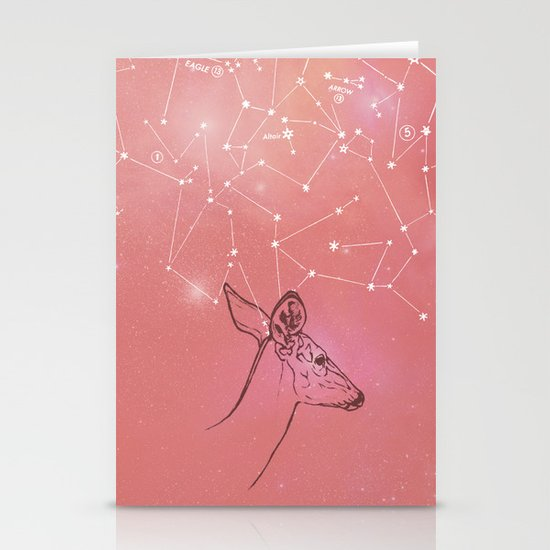 Constellation Prize Stationery Cards