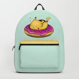 Pika! Donut Sleep There! Backpack