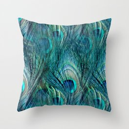 All Eyes Are On You Throw Pillow