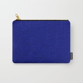 Azul Absoluto Carry-All Pouch