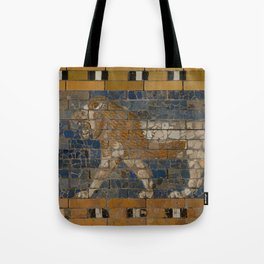 Processional Way - Babylon Tote Bag