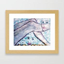 Translucence/Transcendence Framed Art Print