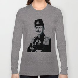 The Officer Kitty Long Sleeve T-shirt