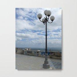 Cagliari, Sardinia Metal Print