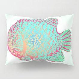 Sunfish Colors Pillow Sham