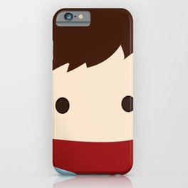 Merlin iPhone Case