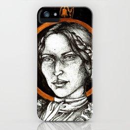 Ladies of Dragon Age: Josephine iPhone Case