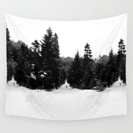 Frozen InDecision Wall Tapestry